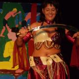 Tanz mit dem Säbel